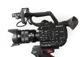 Test - Sony PXW FS5