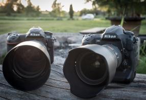 Nikon D500 & Nikon D5