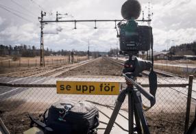 Nikon 4DS test för tidningen Monitor